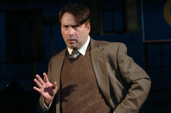 Geoff Fiorito, actor, stage, play, Breaking The Code